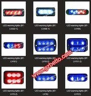 Wholesale LED warning lights,  LED warning lamp,  LED strobe lights,  LED