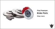 Brakes and wheel bearings at unbeatable prices